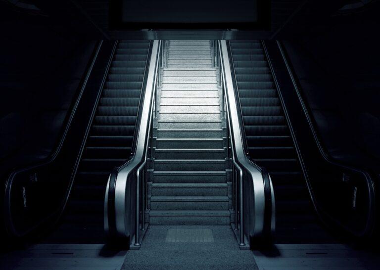Warum das Leben wie eine Rolltreppe ist