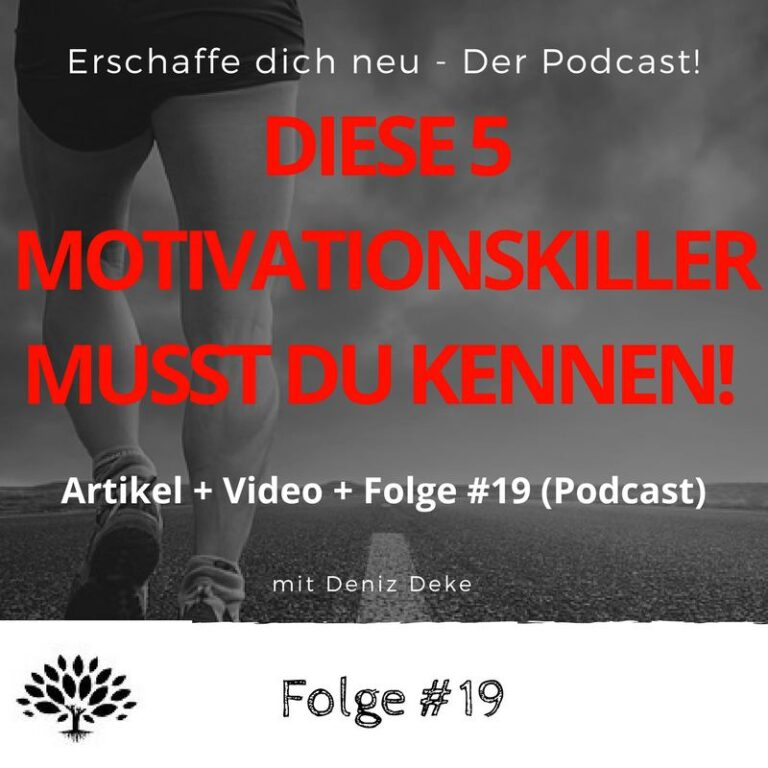 Motivationskiller Folge 19