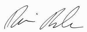 Unterschrift Web