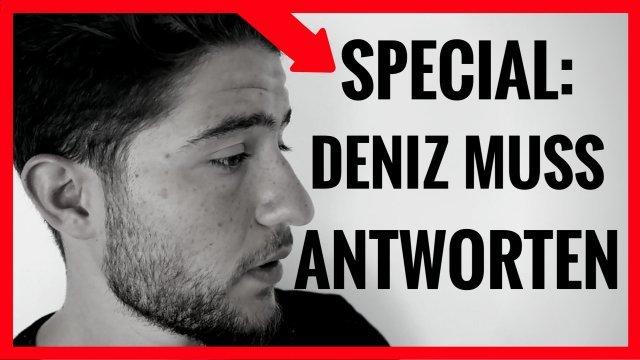 #49: SPECIAL! Deniz im Interview - Seine Geschichte und ein Haufen an verrückter und intimer Fragen...