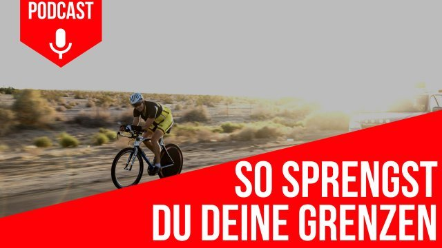 #57: Wie du mentale Grenzen pulverisierst - 5000KM Fahrrad fahren in 12 Tagen - Extremsportler Stefan Schlegel im Interview
